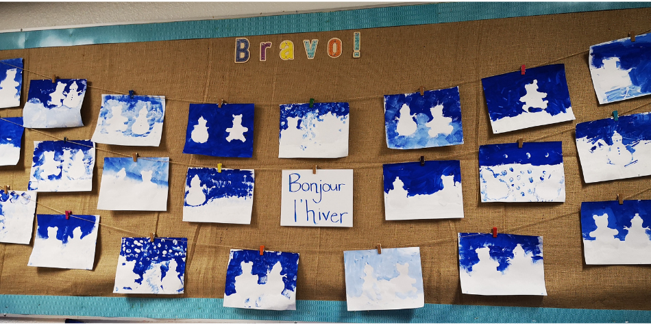 February Bulletin Boards